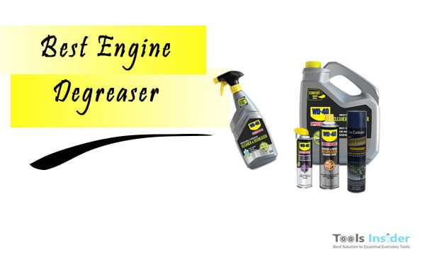 Best Engine Degreaser Reviews