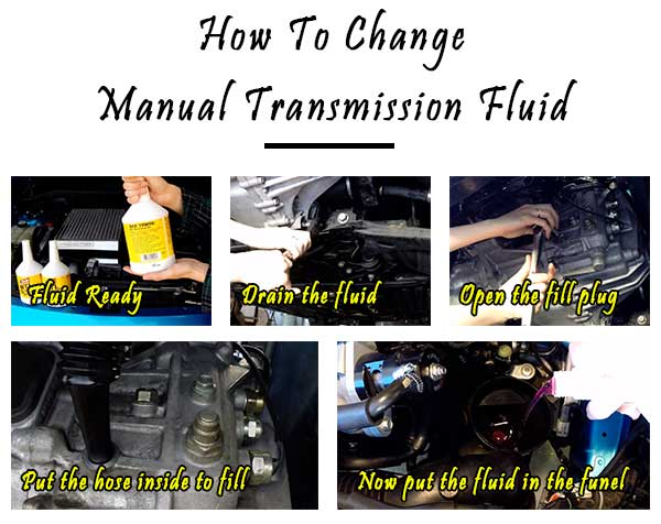How-To-Change-Manual-Transmission-Fluid