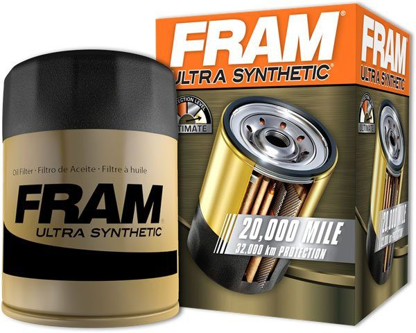fram ultra synthetic oil filter review