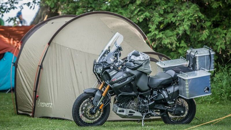 Best Motorcycle Tents Reviews