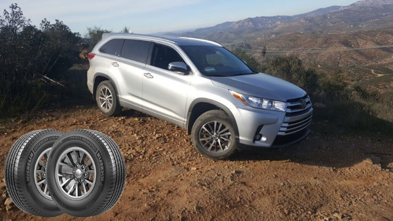 Best Tires for Toyota Highlander Reviews
