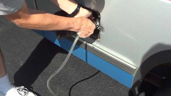 How do You Siphon the Gas Out of a car safely