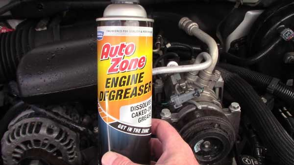 How to Use Engine Degreaser