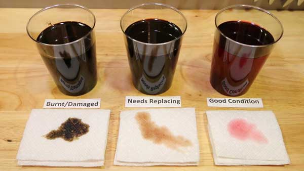 Why Change Your Transmission Fluid