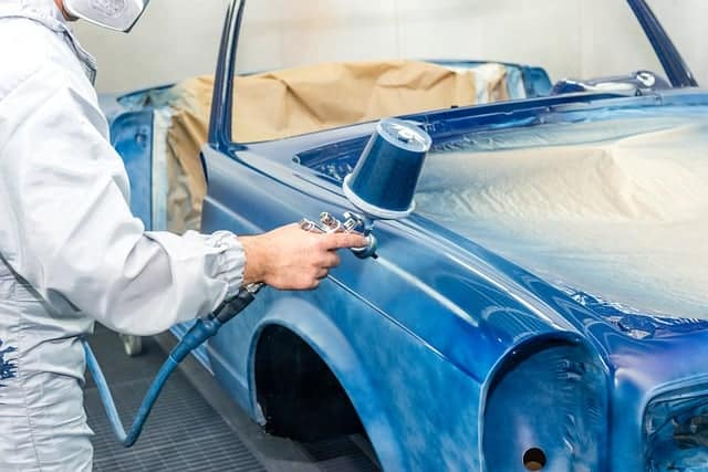 How Long Does Car Paint Take to Dry