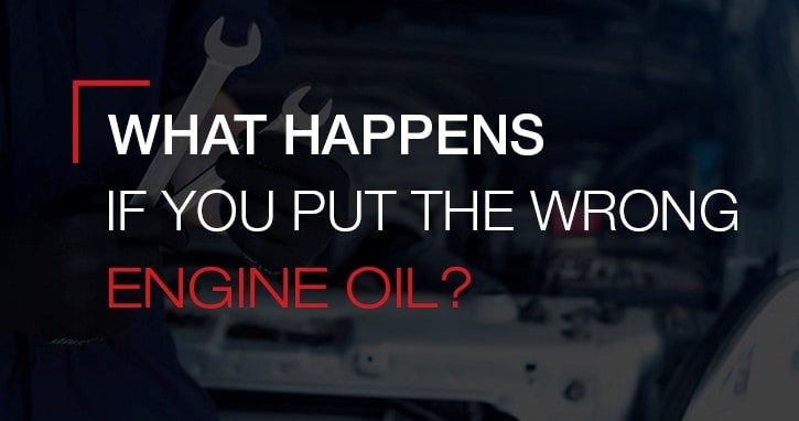 What Happens When You Put The Wrong Engine Oil in Your Car